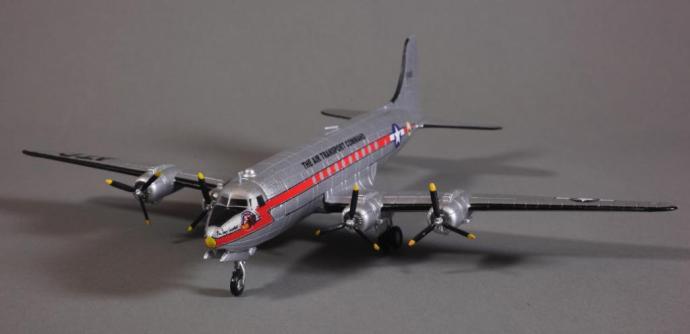 C-54D Model Airplane