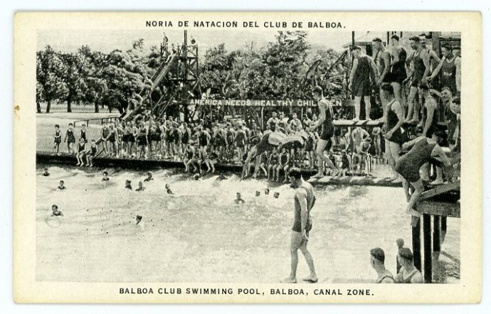 Balboa Club Swimming Pool