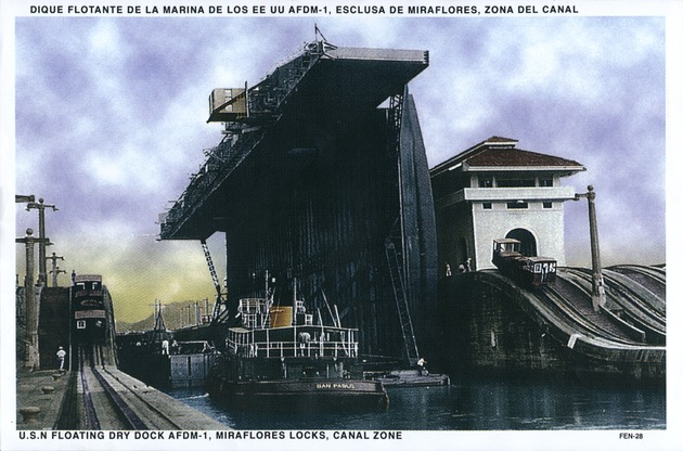 USN Floating Dry Dock