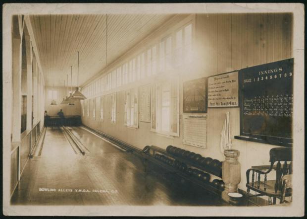 YMCA Bowling Alley