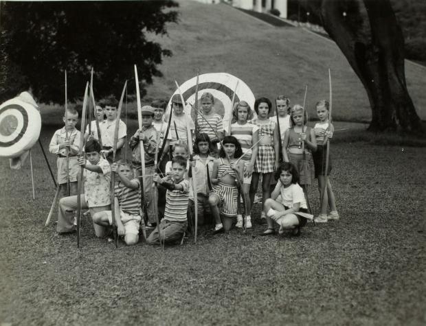 Summer Archery